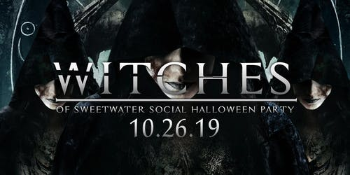 Witches of Sweetwater Social Halloween Party