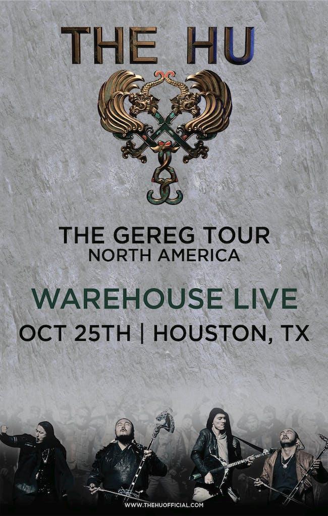 The HU - THE GEREG TOUR / Crown Lands