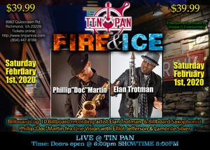 "Phillip ""Doc"" Martin & Elan Trotman"