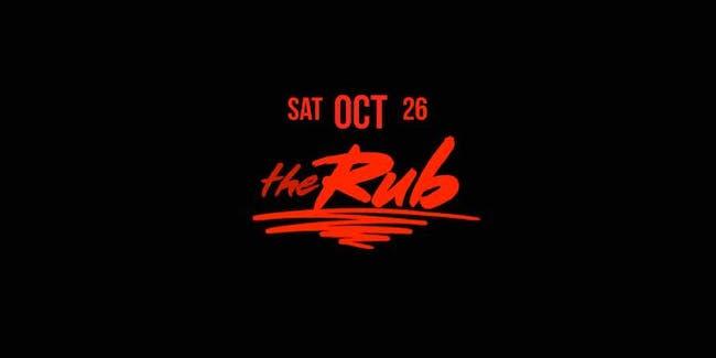 The Rub: Halloween