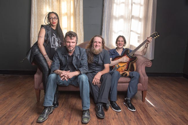 NORTH MISSISSIPPI ALLSTARS - UP AND ROLLING TOUR