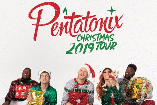 Christmas Jam 2019.A Pentatonix Christmas Tickets Rosemont Theatre
