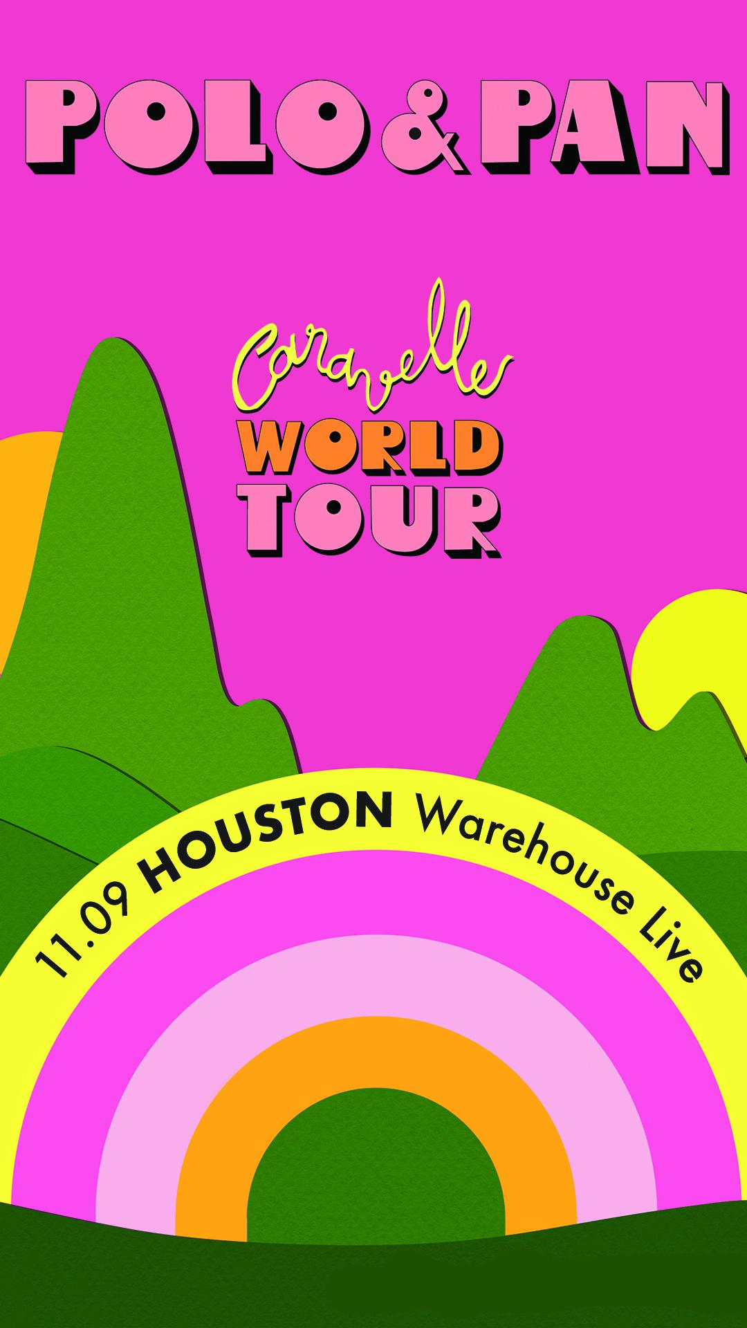 POLO & PAN - CARAVELLE WORLD TOUR