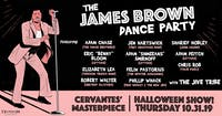 James Brown Dance Party ft. Adam Deitch, Adam Smirnoff, Eric Bloom + More