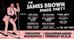 James Brown Dance Party ft. Adam Deitch, Adam Smirnoff, Eric Bloom + More