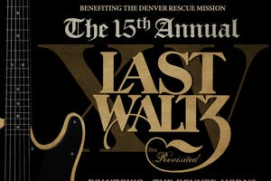 THE LAST WALTZ REVISITED - 15TH ANNIVERSARY
