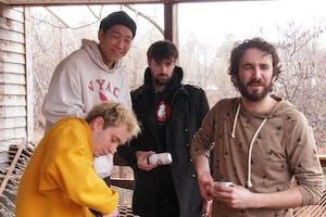 Marinara Band, Toobin, Anonymous Friends, Kathy Snax