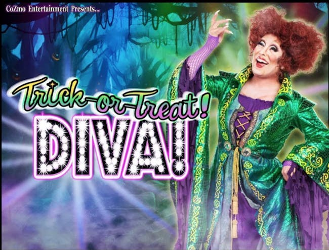 Viva La Diva - Trick Or Treat DIVA!