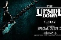 The UpsideDown at Elevate Nightclub NYC Halloween 10/31