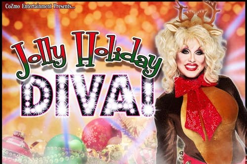 Jolly Holiday DIVA!