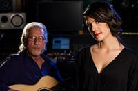Sara Niemietz and W.G. Snuffy Walden