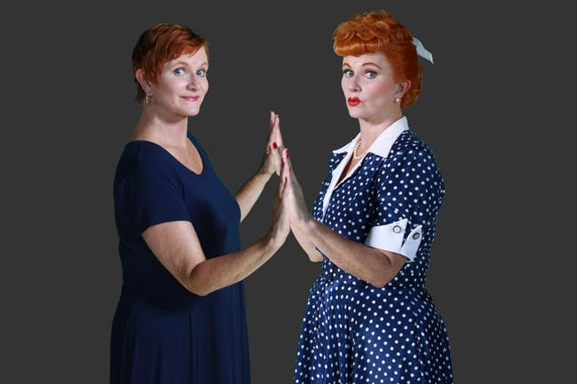 "Diane Vincent: ""Two Redheads Are Better Than One"""