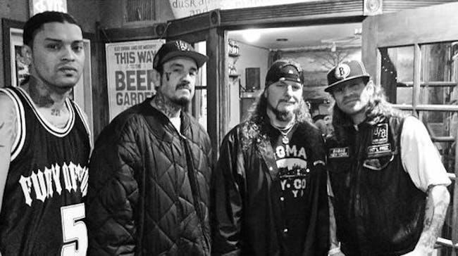 Dead Air Hardcore Radio & El Corazon Present: Merauder & Leeway NYC
