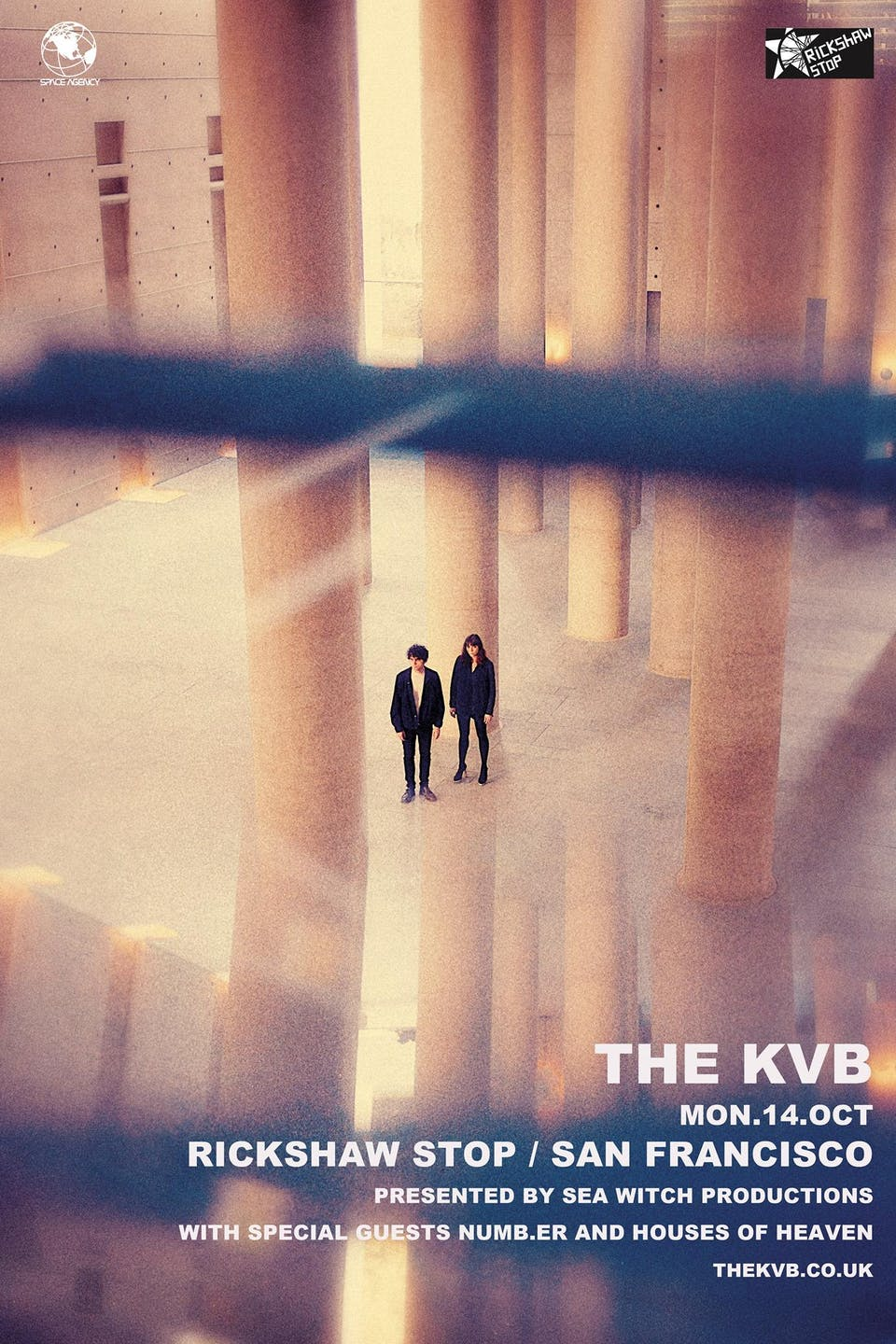 The KVB plus Numb.er and Houses of Heaven
