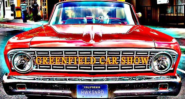Greenfield Car Show