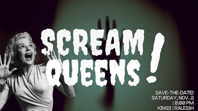 Scream Queens!