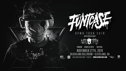 Funtcase + Sweet Tooth • Konium • Hekate & Voto • Krytikal