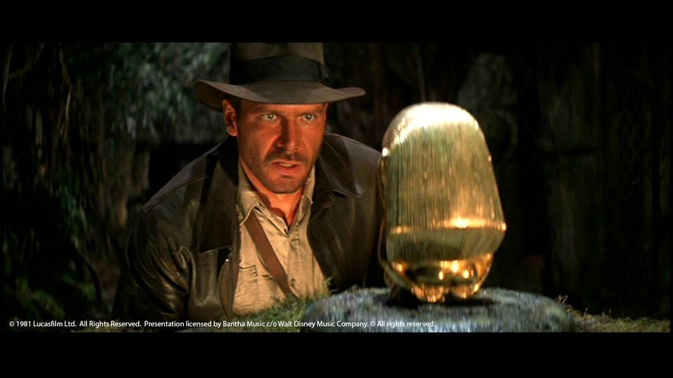 """Raiders of the Lost Ark"" In Concert"