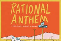 Rational Anthem with Bad Idea USA, Buy My Book, Kato Kaelin