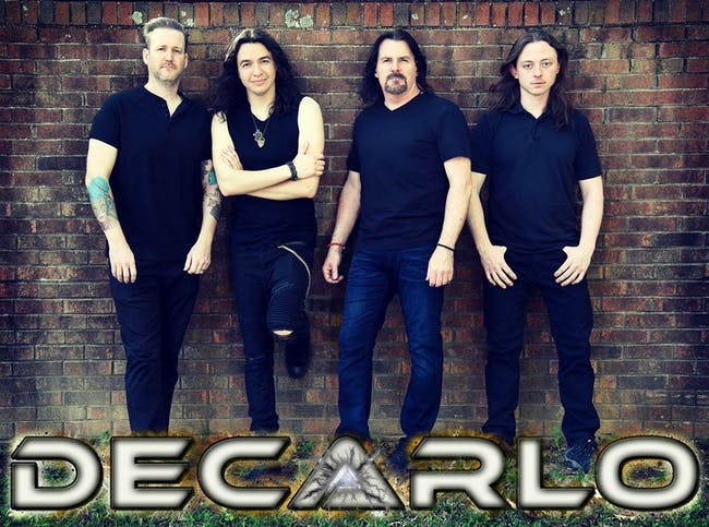 DECARLO - Tribute to Boston & Classic Rock - Approaching Sellout - Buy Now!