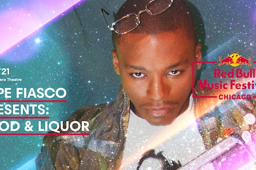 Lupe Fiasco Presents Food & Liquor