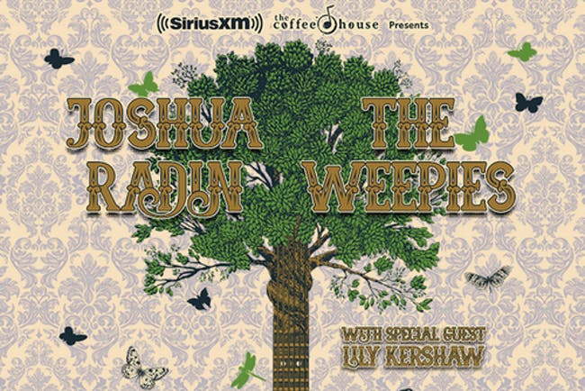 Joshua Radin & The Weepies w/ Lily Kershaw