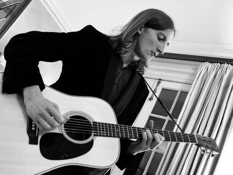 Alex Boszhardt EP Release Concert