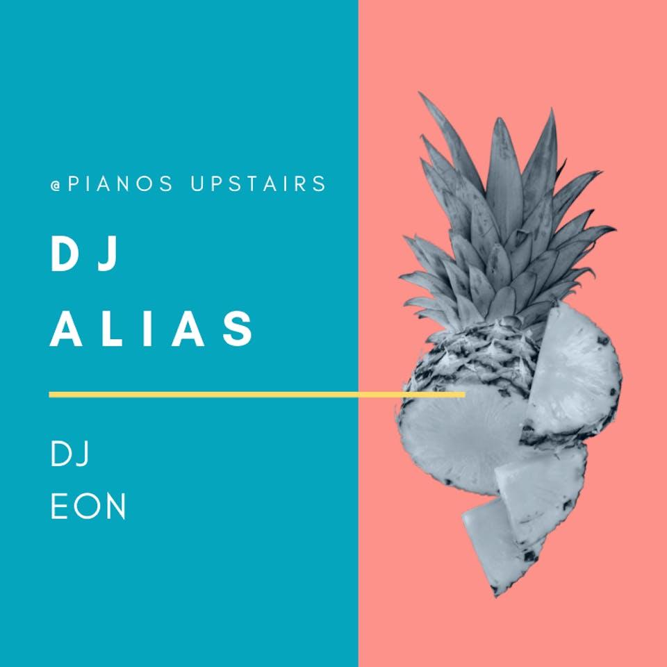 DJ Eon, DJ Elias