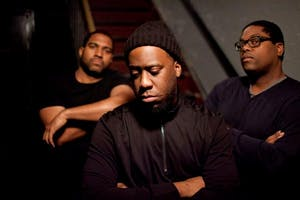 Robert Glasper Trio feat. Damion Reid, Vicente Archer and DJ Jahi Sundance