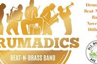 Drumadics Beat-N-Brass Band // One Too Many