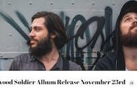 Driftwood Soldier album release w/ Vinegar Creek Constituency