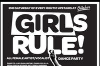 """Girls Rule"" Dance Party"