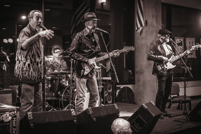 An Evening With: The Nighthawks