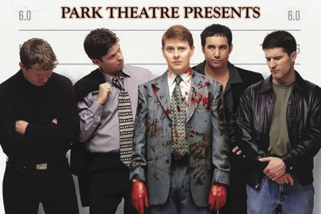 The Wrong Guy at the Park Theatre