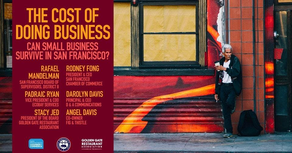 The Cost of Doing Business: Can Small Business Survive in SF?