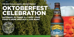 Oktoberfest Celebration With Sierra Nevada