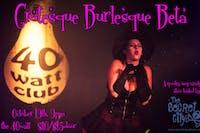 Grotesque Burlesque