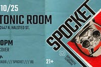 Spocket EP Release Show w/ Earth Radio, BQ