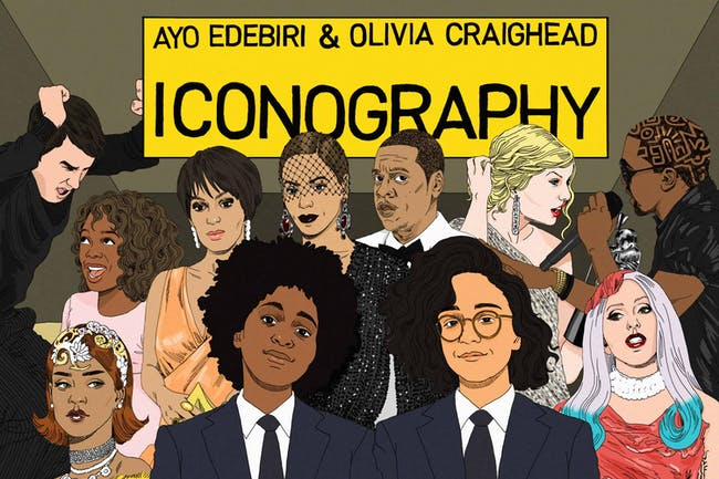 Iconography with Ayo Edebiri and Olivia Craighead