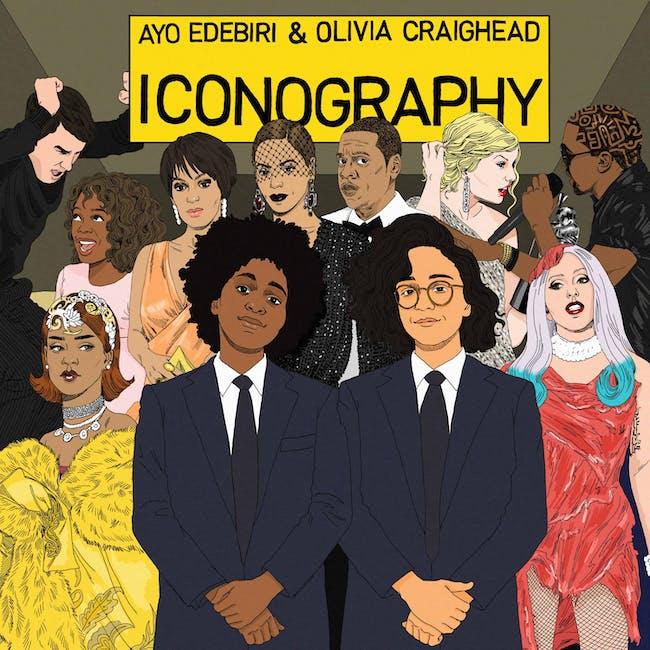 Iconography with Ayo Edebiri and Olivia Craighead