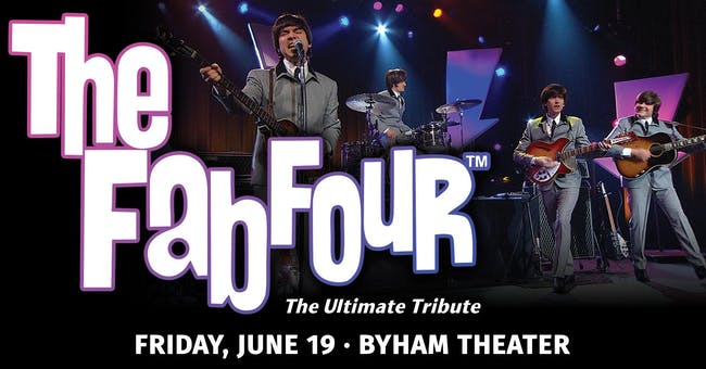 The Fab Four: The Ultimate Beatles Tribute