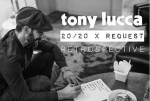 Tony Lucca By Request Tour with Rebecca Correia SOLD OUT