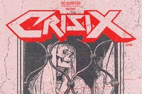 Crisix / Paralysis / Frost Giant / Dissentience