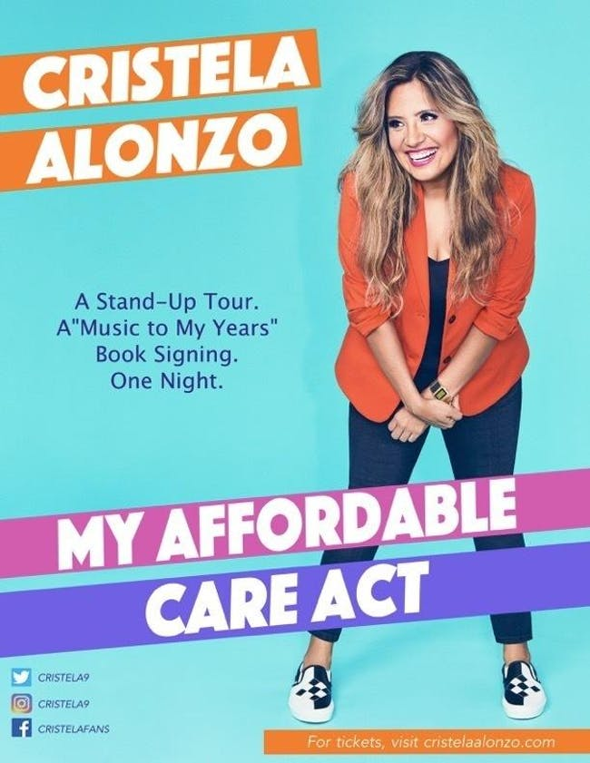 Cristela Alonzo: My Affordable Care Act + Steve Halasz + Andy Haynes
