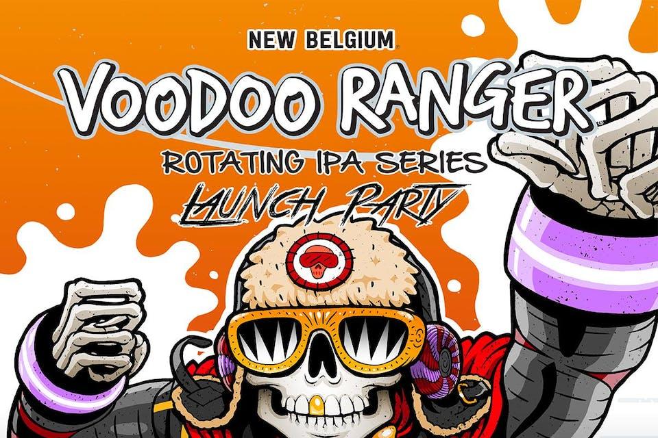 Voodoo Ranger Hop Avenger IPA Launch Party