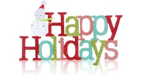 Happy Holidays from The Muse Crew