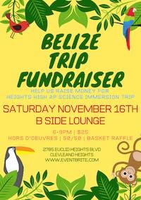Belize Trip Fundraiser