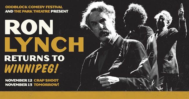The Ron Lynch Crapshoot w/ Kevin McDonald