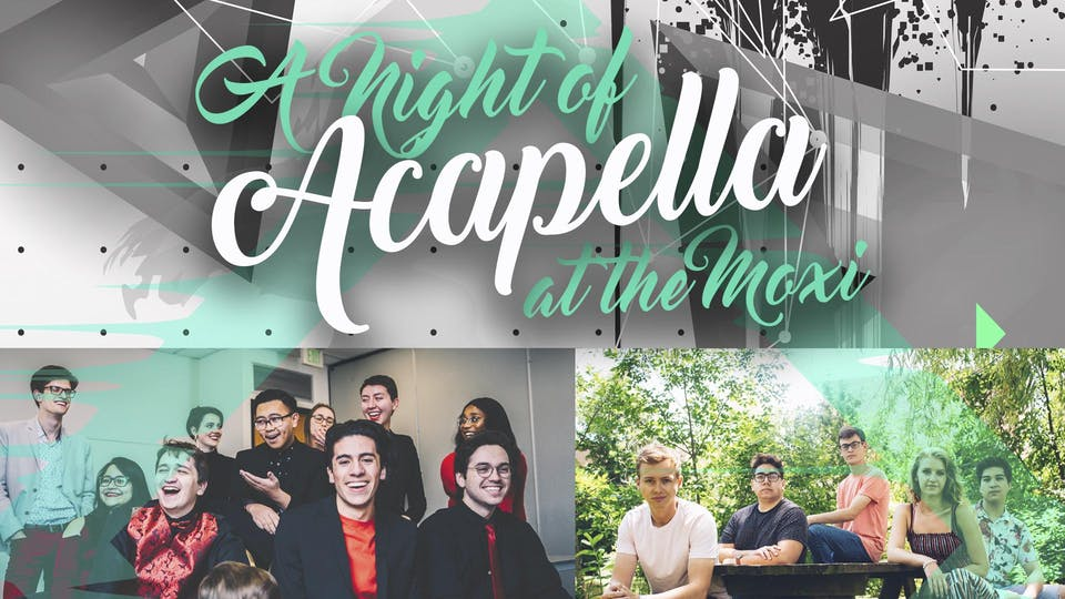 A Night of Acapella: 11th Ave. and Collide