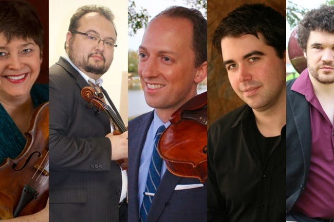 Serafin String Ensemble Winter Selections